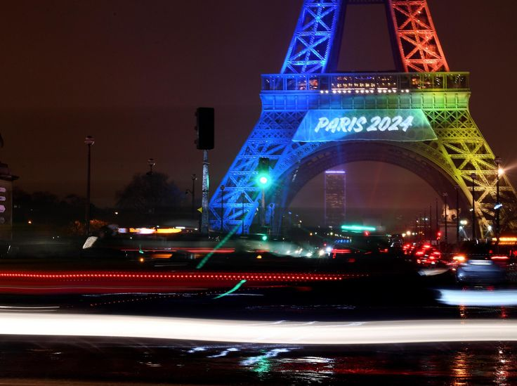 Paris to stage 2024 Summer Olympic Games with Los Angeles lined up to host four years later