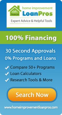 Financing home renovation projects