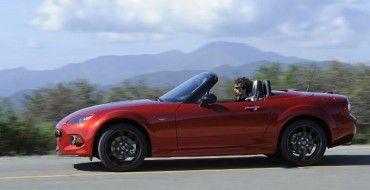 Mazda Shows Off Miata 25th Anniversary Edition at NYIAS