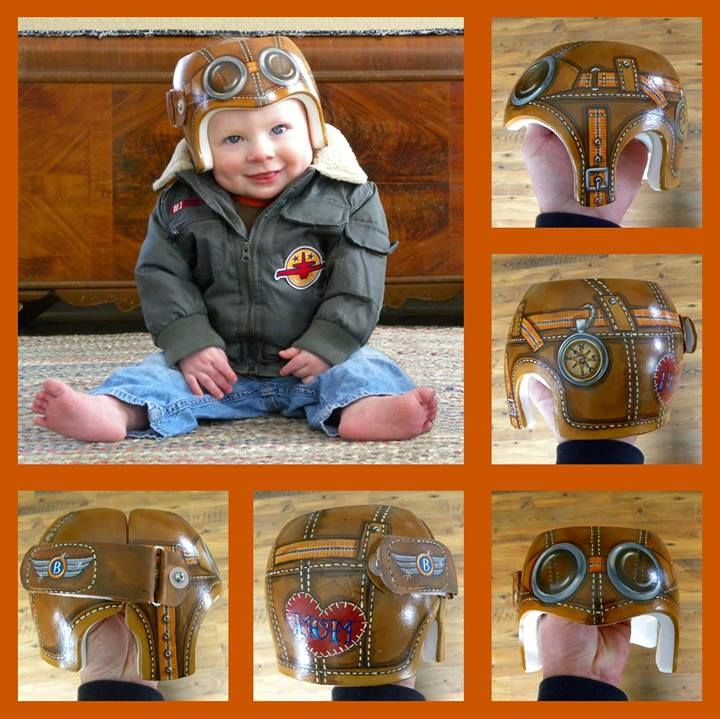 Best Helmet Love Images On Pinterest Helmets Baby Helmet - Baby helmet decalsa family blog that takes you through the experience of a baby with