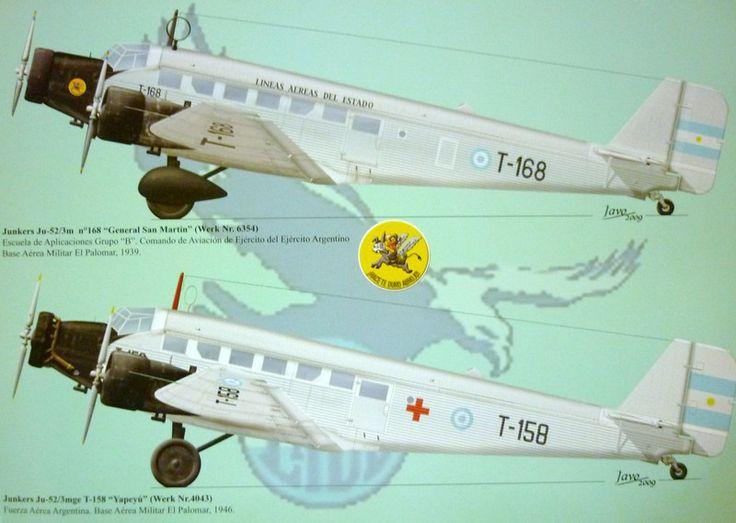 Junkers Ju-82 LADE y FAA
