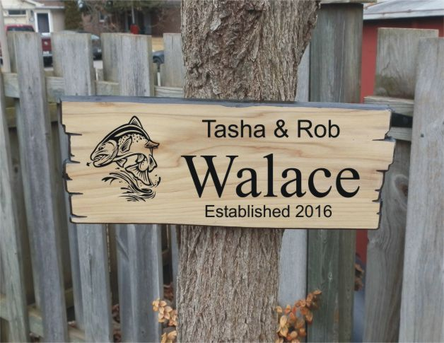 The best Trout version of Custom Wooden Sign, rustic wooden style with choice of graphics and fonts are selling out fast so don't miss this opportunity! https://www.etsy.com/listing/289154973/trout-version-of-custom-wooden-sign?utm_source=mento&utm_medium=api&utm_campaign=api  #housewares #homedecor