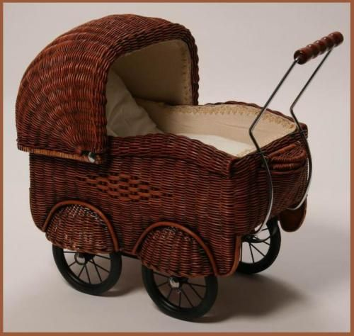 German pram-wicker...missed on Ebay.