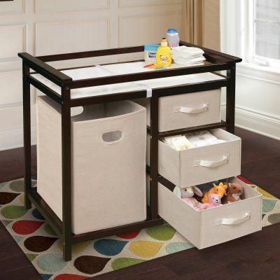 Badger Basket Modern Changing Table - 02502