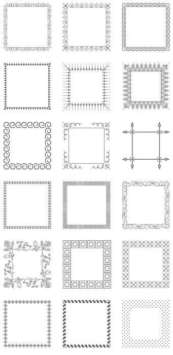 The 25+ best Borders and frames ideas on Pinterest Doodle - downloadable page borders for microsoft word