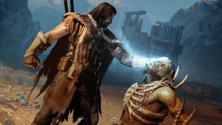"Interesting:  ""'Shadow of Mordor' is morally repulsive and I can't stop playing it…"""