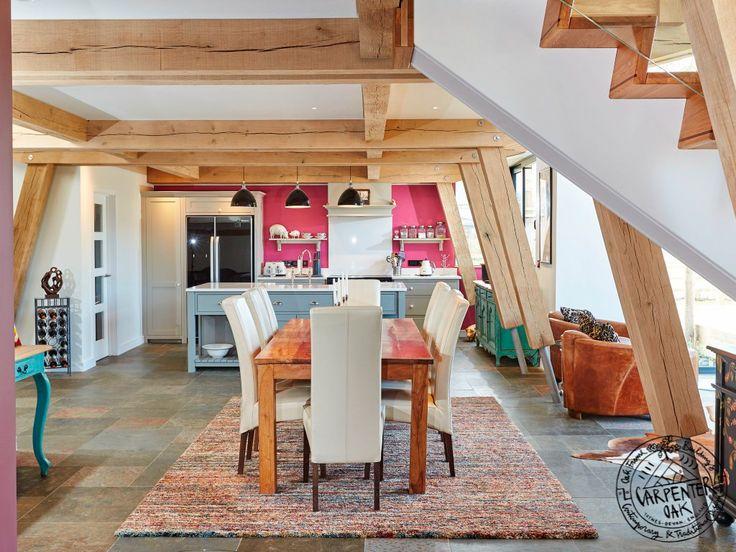 8 best The Carpenter Oak Open House images on Pinterest | Log houses ...