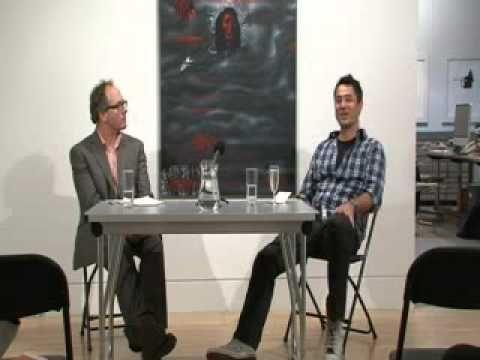 Shane Cotton talk on his fabulous art