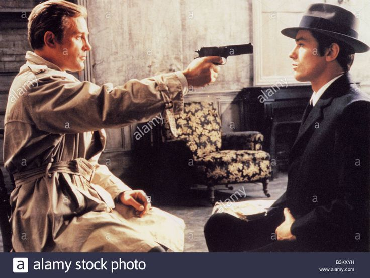 Le Samourai 1967 Cicc Film With Alain Delon At Right Stock Photo, Royalty Free Image: 19492581 - Alamy