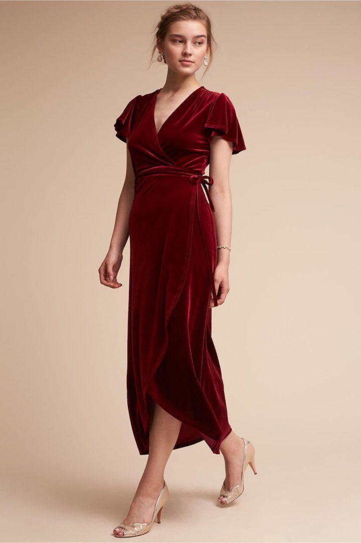 dc7a24e70b 10 Drop-Dead Gorgeous BHLDN Wedding Guest Dresses to Perfect Your Fall  Wedding Wardobe - MODwedding