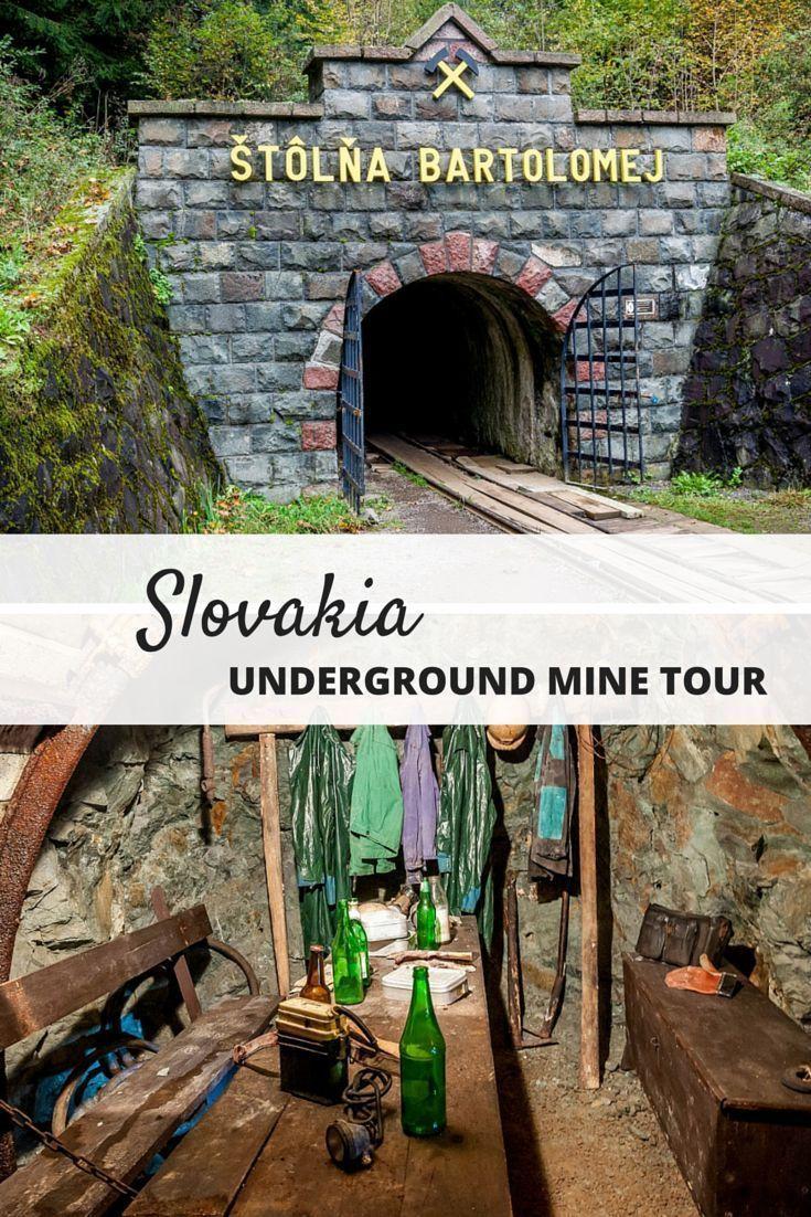 The Slovak Mining Museum in Banska Stiavnica, Slovakia, tells the story of the…