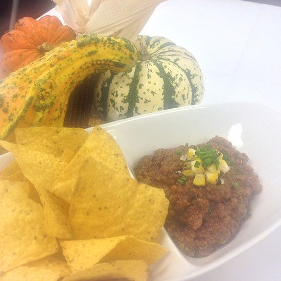 Best Chili in the U.S.: Slow Food Truck, Miami