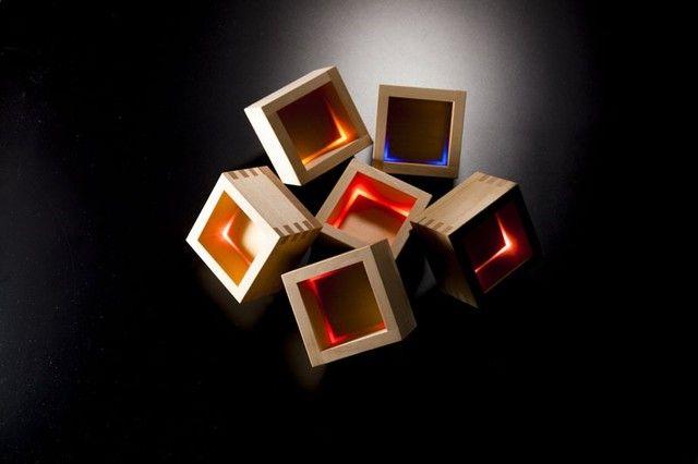 『光枡』でお酒のシーンに彩りを。LEDで光る枡で楽しくお酒を飲もう! | クラウドファンディング - Makuake(マクアケ)