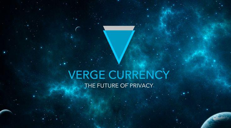 Verge, a criptomoeda construída com foco em privacidade