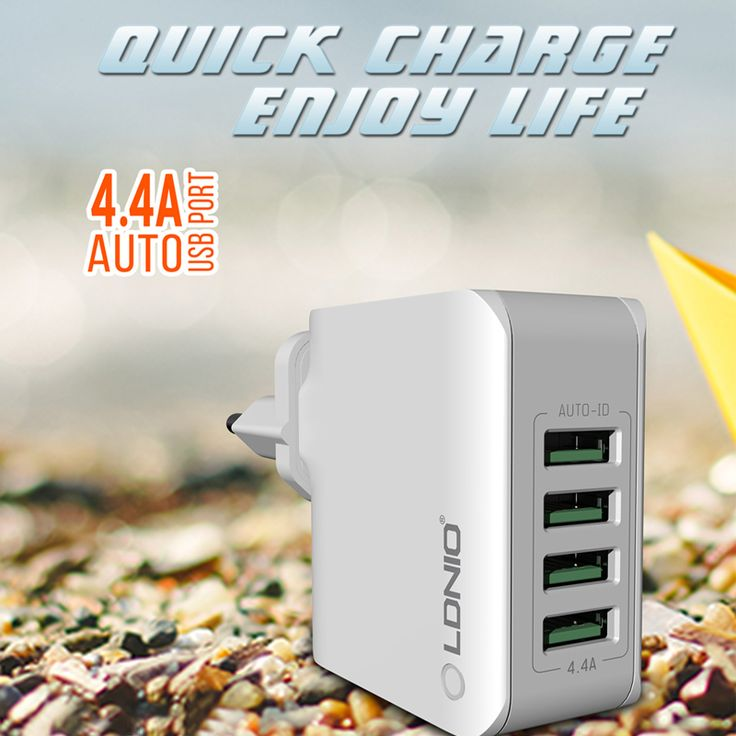 LDNIO A4403 5V 4.4A 4-Port Universal USB Wall Charger Adapter For Mobile Phone Charger For IPhone Laptop    Check Best Price for LDNIO A4403 5V 4.4A 4-Port Universal USB Wall Charger Adapter for Mobile Phone Charger for iPhone Laptop. We provide the information of finest and low cost which integrated super save shipping for LDNIO A4403 5V 4.4A 4-Port Universal USB Wall Charger Adapter for Mobile Phone Charger for iPhone Laptop or any product promotions.  I hope you are very lucky To be Get…