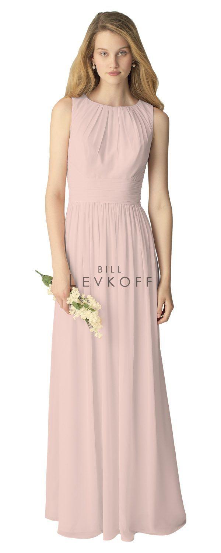 Bill levkoff bridesmaid dress style 978