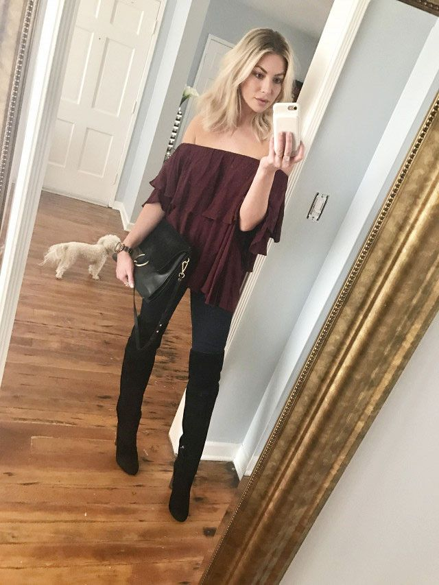 Who What Wear interviewed Stassi Schroeder about the one shoe style she can't live without.