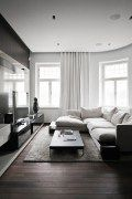 Beautiful Modern Living Room Interior Design 57
