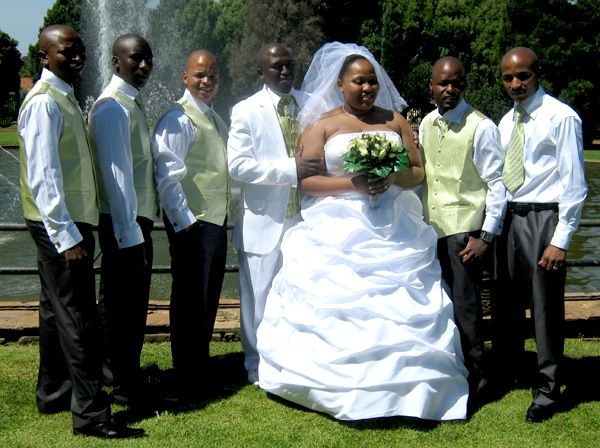 african marriage clothing - Google Search