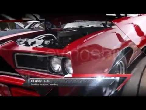 Auto Moto Show II -  After Effects Project