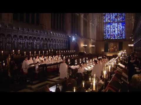 ▶ O Holy Night : Kings College, Cambridge - YouTube