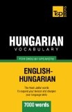 Hungarian vocabulary for English speakers – 7000 words