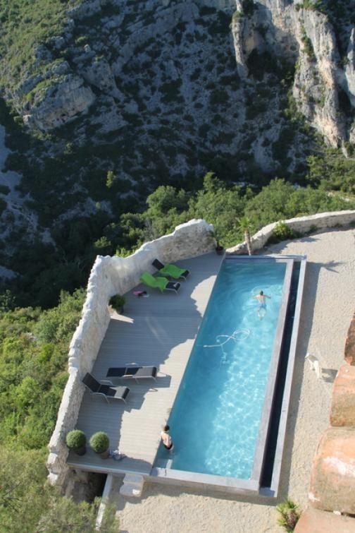 Chambre d'hotes et maison d'hotes avec deco design et bien-etre en provence, vaucluse