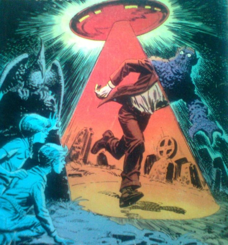 58 Best Retro Scifi Images On Pinterest: 17 Best Images About Art Of UFO On Pinterest
