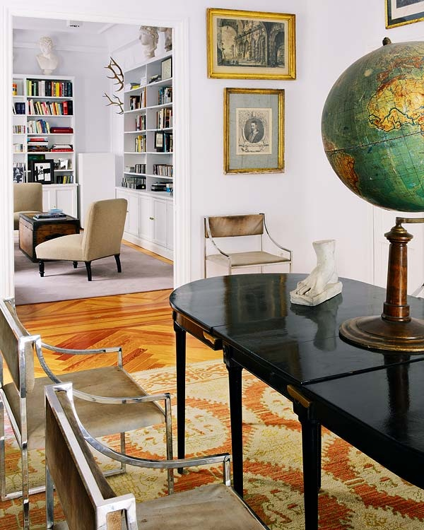 61 Best French Eclectic Images On Pinterest Living Room