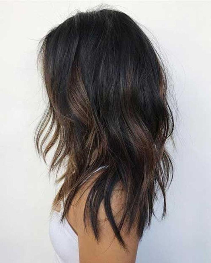 40 Perfect Medium Haircut for Women
