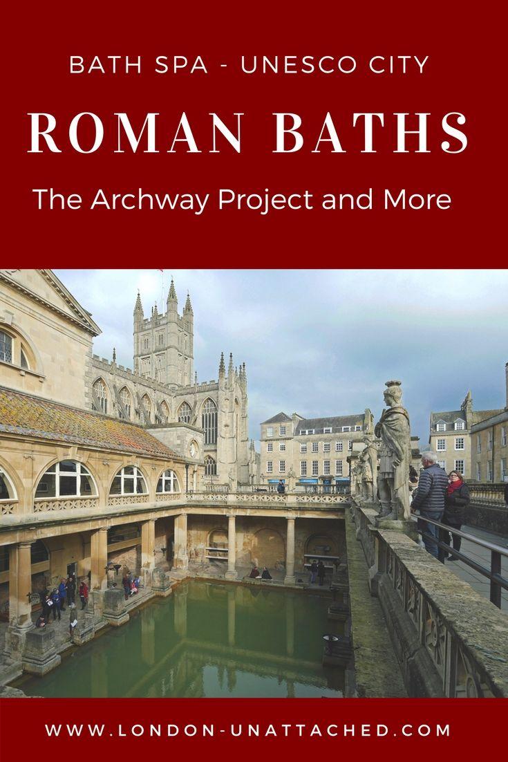 Day Trip From London To Bath Roman Baths At Bath Spa Day Trips