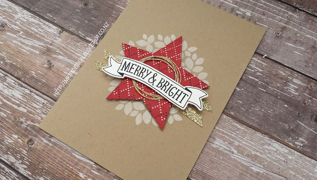 MELISSA KAY BY DESIGN CASING - STITCHED WITH CHEER #CHRISTMAS #STAMPINUP #STITCHEDWITHCHEER