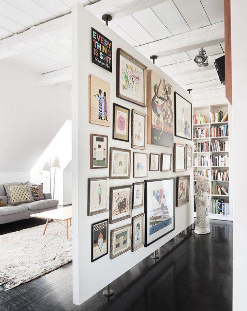 Fancy - Loft Room Divider