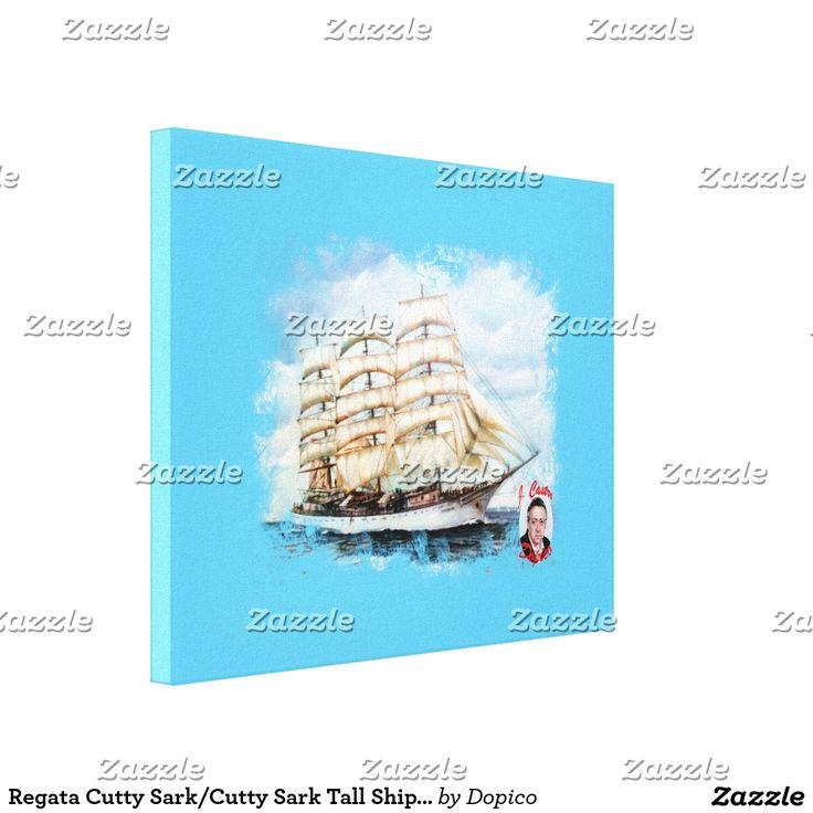 Regata Cutty Sark/Cutty Sark Tall Ships' Race Impresion En Lona