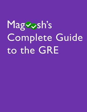 GRE eBook - all you need to know about the exam. A great place to start your studies!