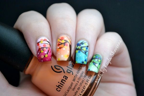 Fall Nail Art Ideas | Kayla Shevonne