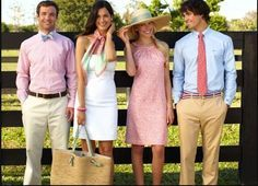 Men How To Dress For A Kentucky Derby Party The Preppy Go Look Navy Sport Coat Or Blazer Light Colored Shirt Style Tie Bow