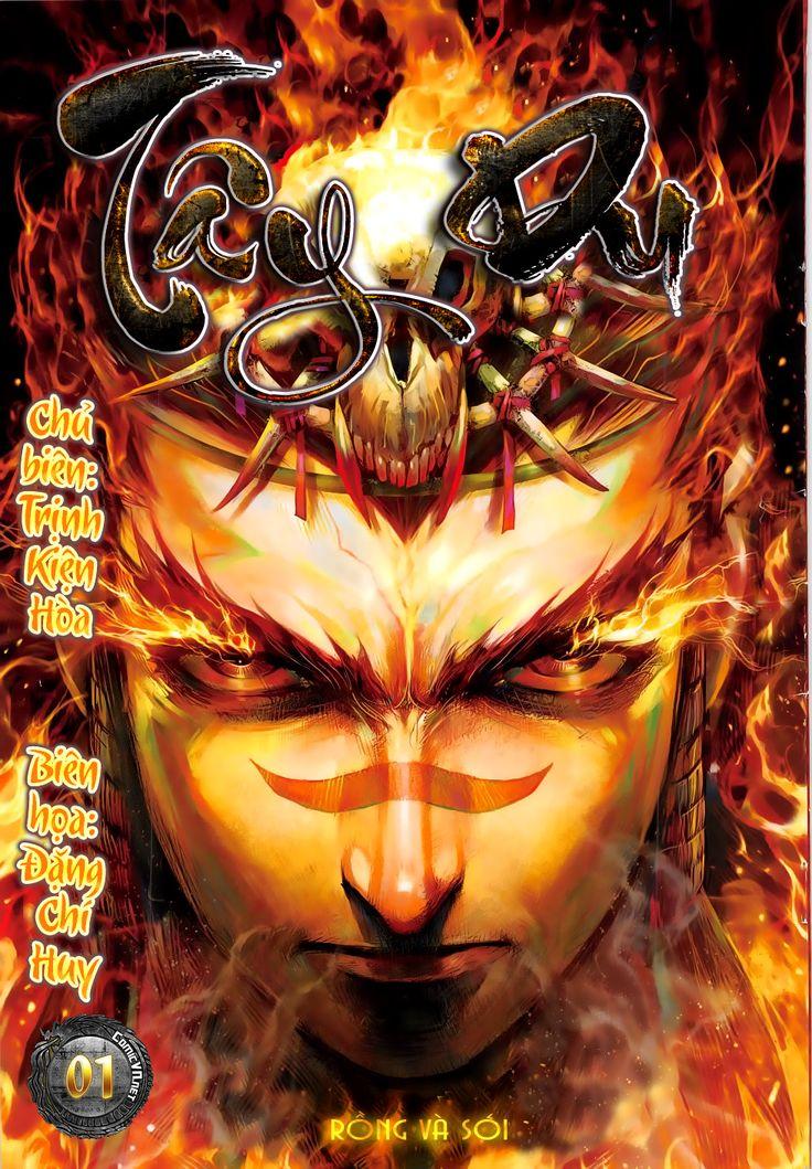 Tây Du chap 1 - Truyện tranh   Truyện tranh online   Đọc truyện tranh   Manga