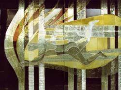 Glasapplicatie 'Prometheus' van Jan Dijker