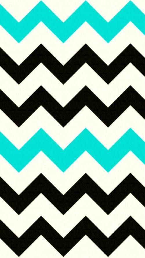 Pretty chevron wallpaper. Via:We Heart It