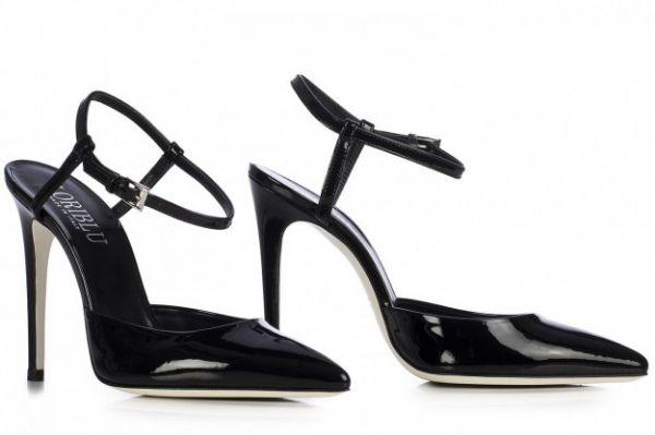 Sandalo a punta stretta e cinturino alla caviglia  #loriblu #womanshoes #fashion #mood #trend #shoes2014 #scarpedonna #shoes #scarpe #calzature #moda #woman #fashion #springsummer #primaveraestate #moda2014