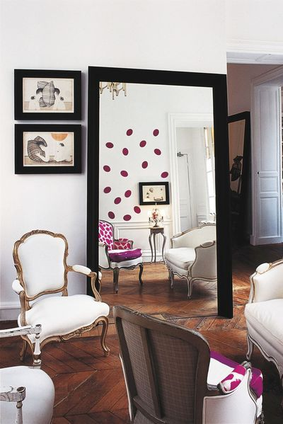 The 25+ best Miroir pied ideas on Pinterest   Miroir en pied ...