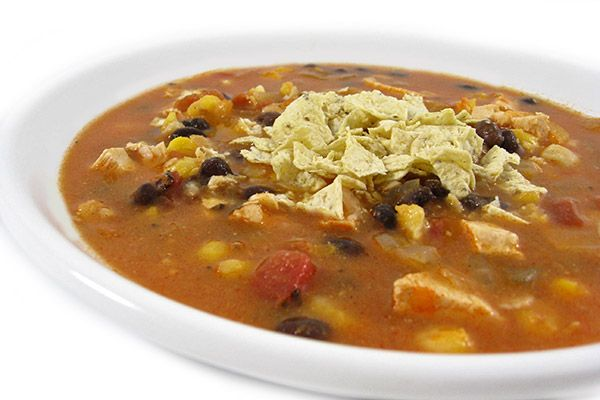 This homemade Mexican-style chicken soup is so rich in intriguing flavors, vibrant in color and full of tantalizing aromas that fill your kitchen! It's usually made by combining chicken br…
