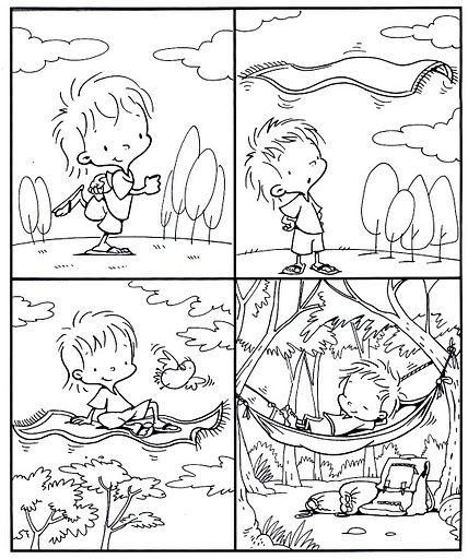Secuencias temporales de cuentos infantiles - Imagui