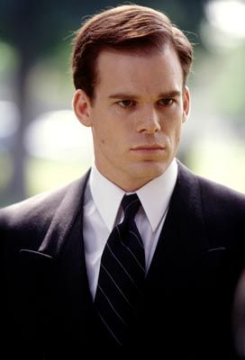 David Fisher (Six Feet Under) who knew he would grow up to be a serial killer? (you get it?)