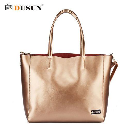 Dusun Brand Genuine Leather Women Bags Casual Handbags Messenger