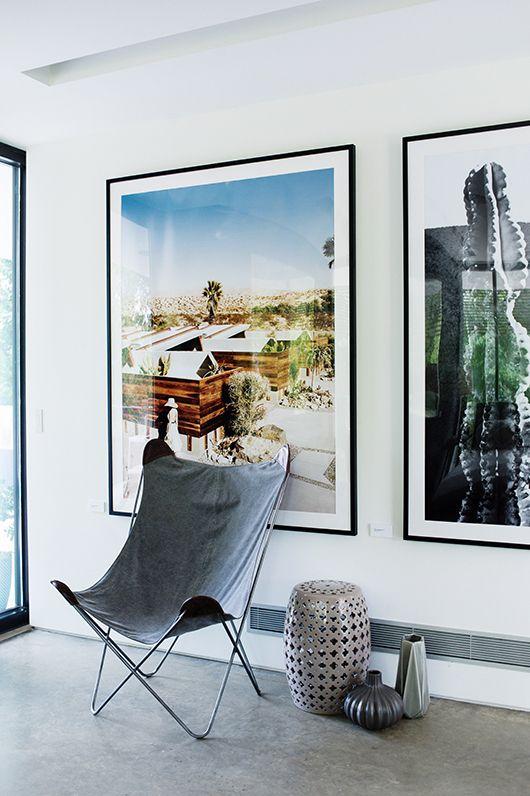 luksusen i lincolens sorte label hjem