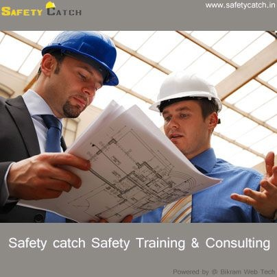 We at Safety Catch offer both academic and industrial safety training and consultancy solutions