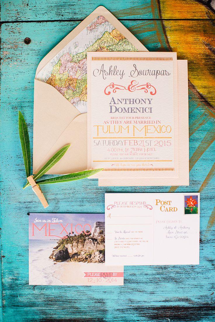 Photography: Brittrene Photo - brittrenephoto.com   Read More on SMP: http://www.stylemepretty.com/destination-weddings/2015/05/08/destination-tulum-mexico-beach-wedding/