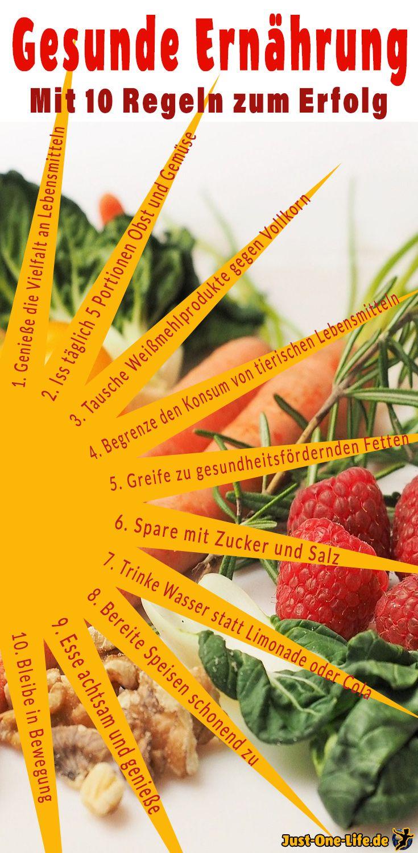 Tipps für eine gesunde Ernährung #gesundeernährung #gesundesessen #gesund